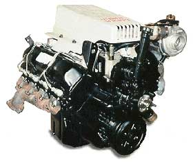 Rebuilt Diesel 6.5L Engines